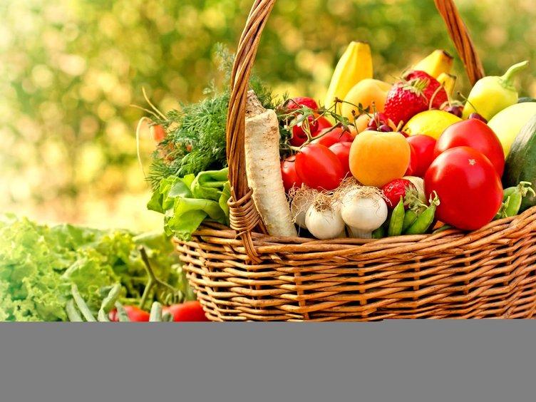 Meyve ve sebze ile kalbinizi koruyun