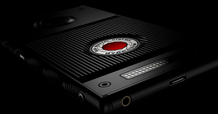 Holografik ekranlı telefon tanıtıldı
