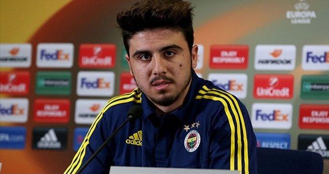 Fenerbahçe'de Ozan Tufan kadroya alınmadı
