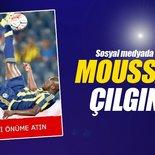 Sosyal medyada Moussa Sow çılgınlığı!