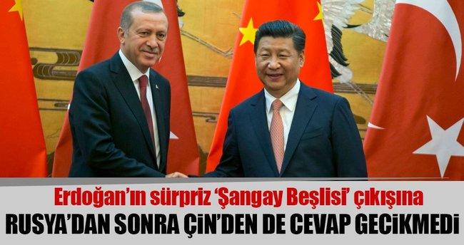 Cumhurbaşkanı Erdoğan'ın çıkışına Rusya ve Çin'den yanıt geldi