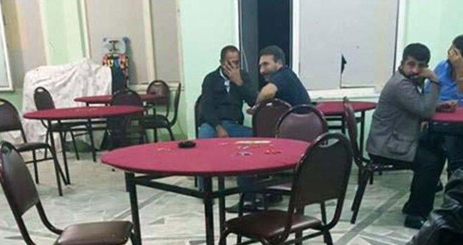 Mersin'de derneğe kumar operasyonu