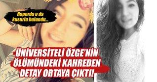 Kadıköy'deki kazada yaşamını yitiren Özge Kandemir'in ölümünde kahreden detay