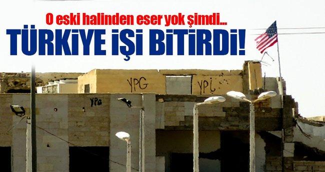 PKK'nın koridor planına set çekildi