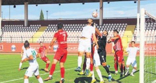 Manisa BŞB'ye Dardanel freni