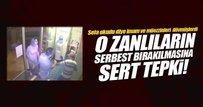 AK Partili başkandan o zanlıların serbest kalmasına sert tepki!
