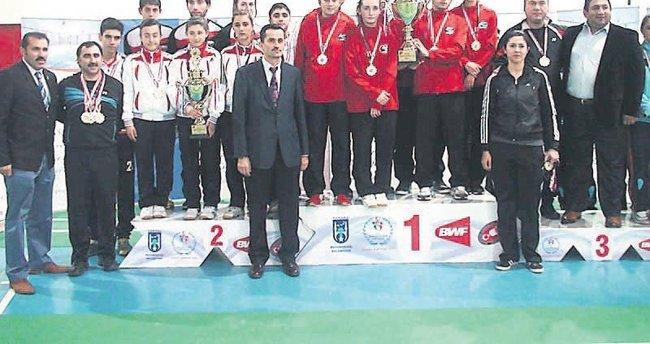 İnci Life Badminton Süper Ligi Ankara'da