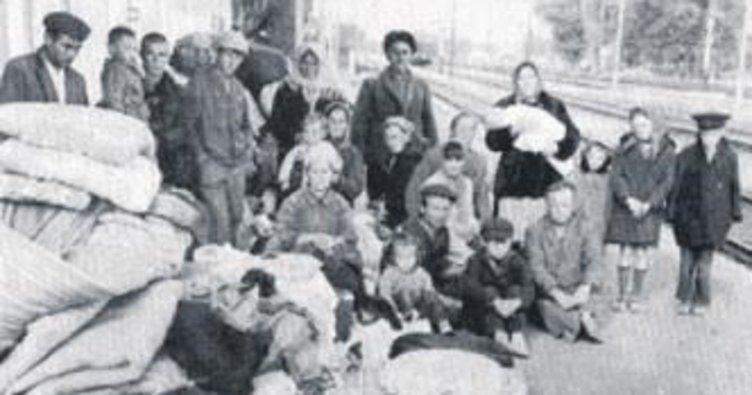 Kırım Tatar sürgününün 73'üncü yılı