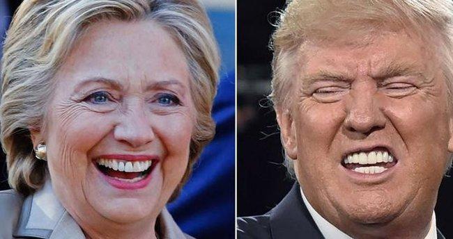 ABD'deki seçim büyük çekişmeye sahne oluyor
