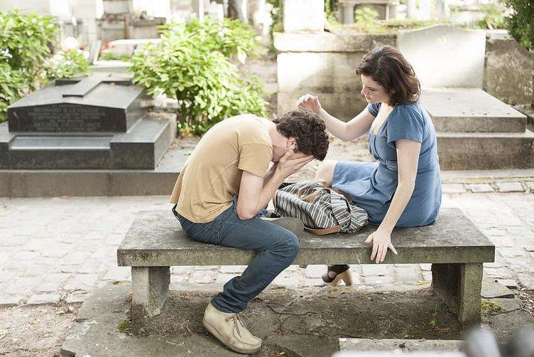 Aşk Vizesi filminden kareler
