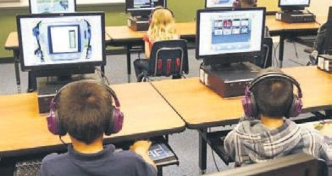 TÜİK'ten okullara bilgisayar bağışı