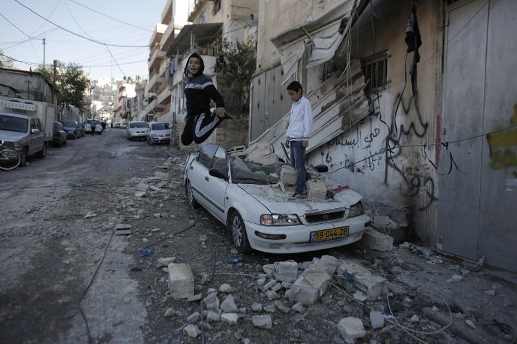Netanyahu'yu bile isyan ettiren yasak