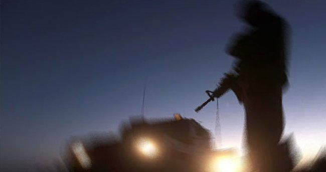 PKK'lı hainlerden üs bölgesine saldırı