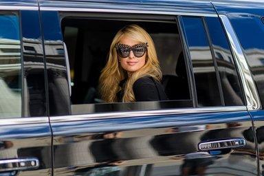 Paris Hilton'un yeni tutkusu