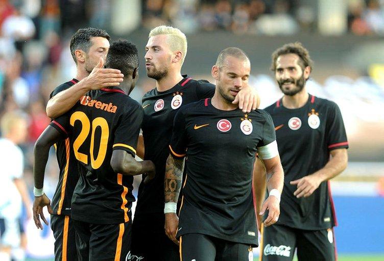Galatasaray'da o uygulama kalktı