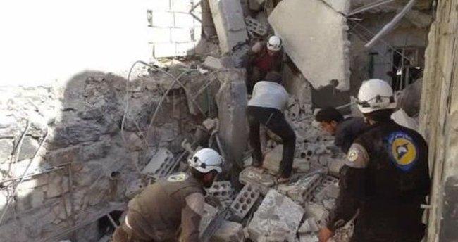 Suriye'de 26 kişinin öldüğü okul saldırısında ABD Rusya'yı suçladı