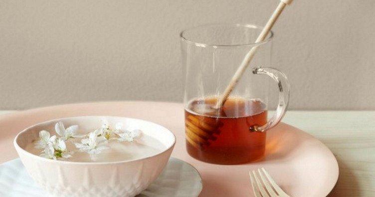 Sahurda çay içmeyin