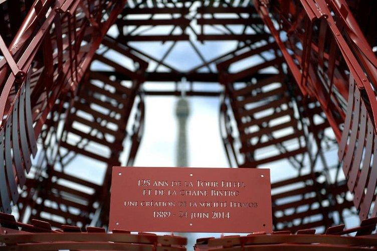 Eyfel Kulesi 125 yaşında