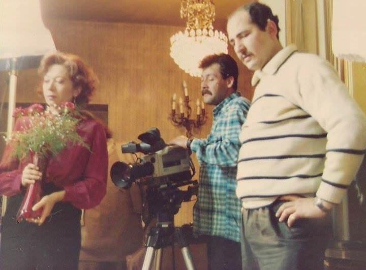 'Bizimkiler'in kamera arkası