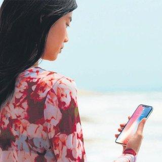 Yüz tanıyan iPhone X sahnede