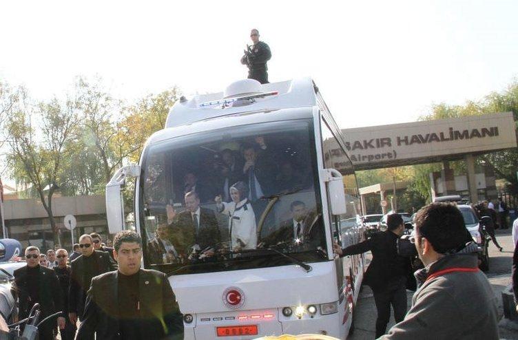 Diyarbakır böyle coşku görmedi