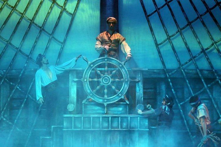 Piri Reisin hayatı sahneye taşınıyor