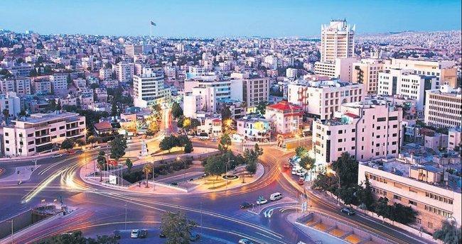 Amman'dan Petra'ya Ürdün turu