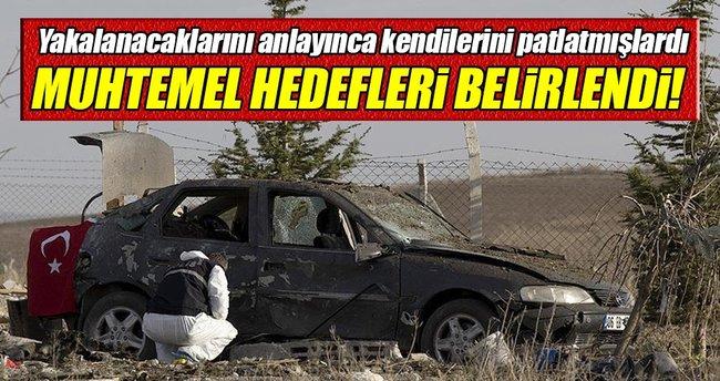 Ankara'daki canlı bombaların muhtemel hedefleri belirlendi!