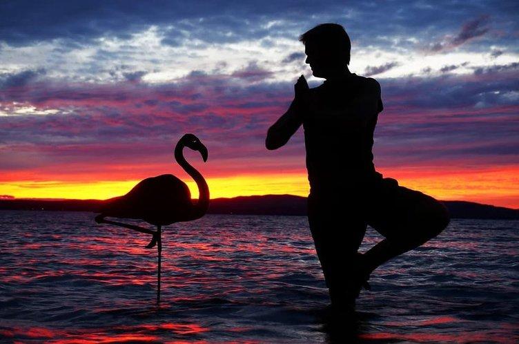 Yalnızca Gün Batımını ve Yaptığı Maketleri Kullanan Fotoğrafçıdan 25 Harika Selfie