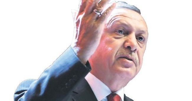 Cumhurbaşkanı Erdoğan pazar günü esnafla buluşacak