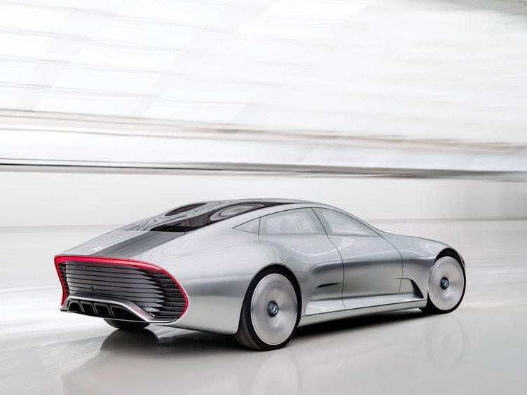 Mercedes-Benz'den şekil değiştiren otomobil