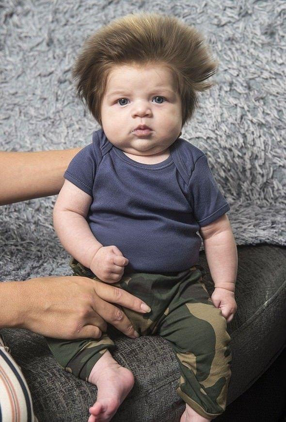 9 aylık bebek fenemon oldu