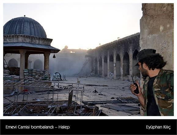 Anadolu Ajansı'nın objektifinden 2013'ün en iyi fotoğrafları