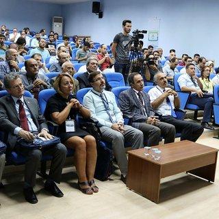 Elazığ'da '1. Ulusal Elektrik Enerjisi Dönüşüm Kongresi' başladı