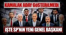Kamalak aday gösterilmedi: İşte Saadet'in yeni genel başkanı
