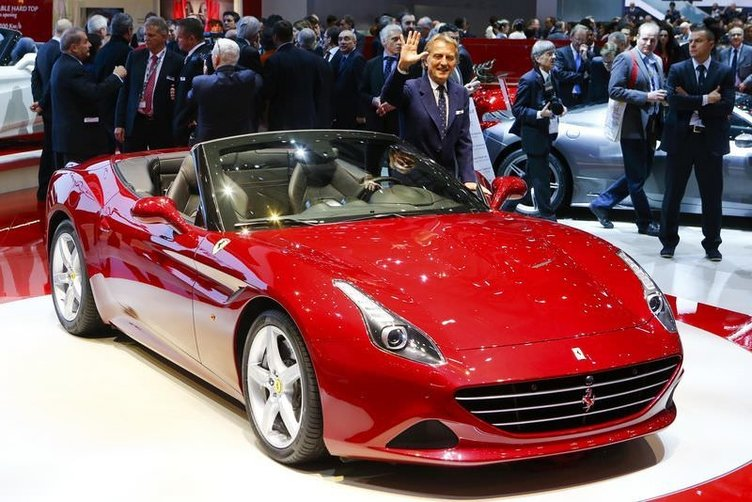 Ferrari California T, Cenevre'de tanıtıldı