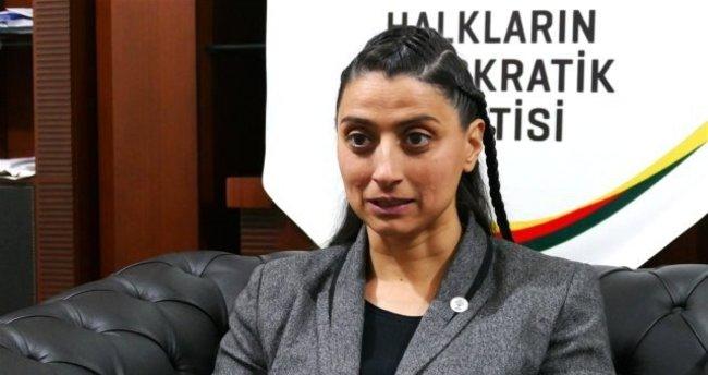HDP'li Feleknas Uca'ya hapis istemi