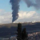 Son dakika haberi: Dilovası'ndaki bir fabrikada yangın çıktı