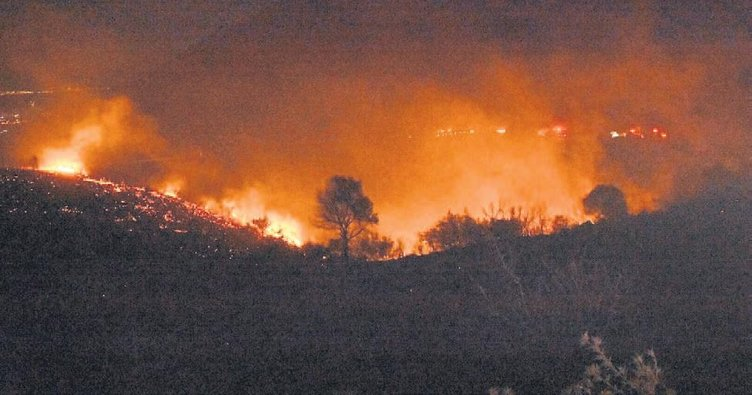 Yangınların yaraları sarılıyor