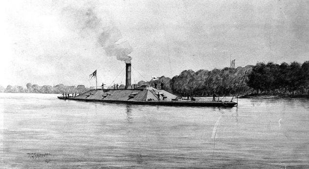 İşte en şaşırtıcı kamuflaj gemileri