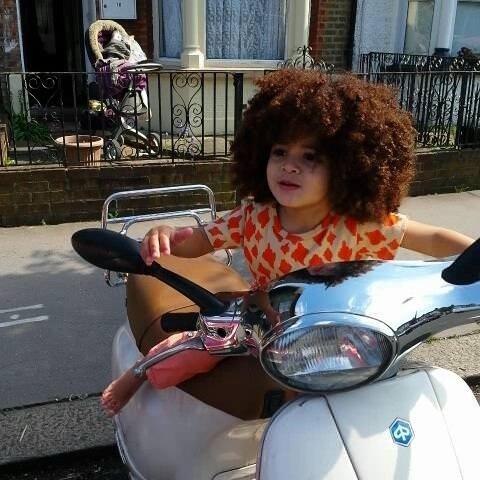 Instagram'ın yeni fenomeni: 4 yaşındaki Farouk James