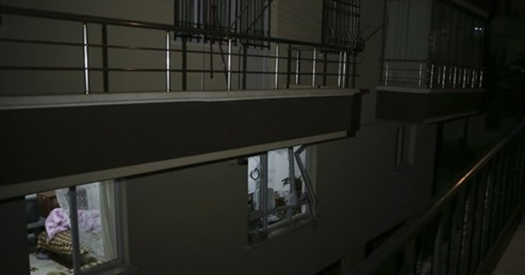 Başkentte apartman dairesinde patlama
