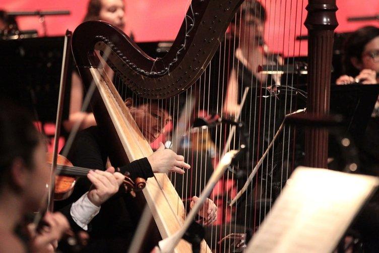 SAMDOB Orkestrası'ndan Yeni Yıl Konseri