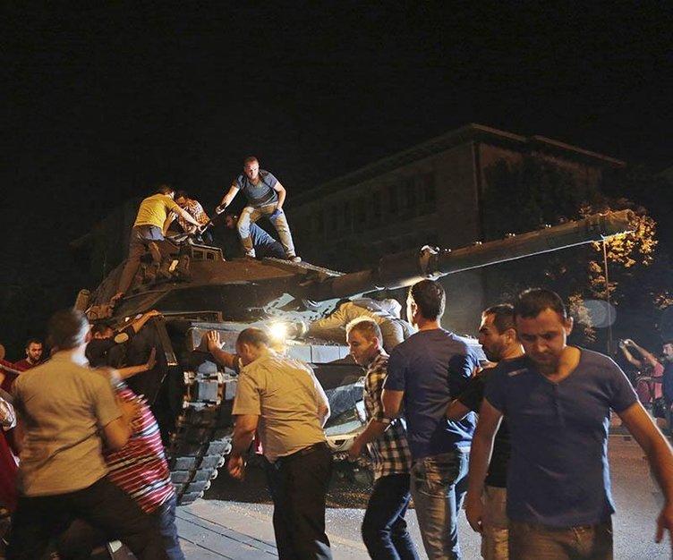 İşte tutuklu tankçıların ifadeleri
