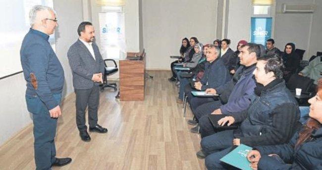 Sarıçam'da ücretsiz girişimcilik kursu