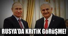 SON DAKİKA: Rusya'da kritik görüşme!