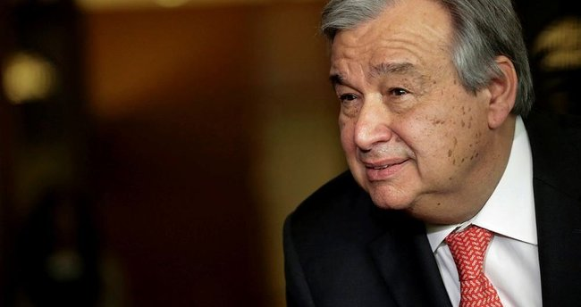 BM Genel Sekreter seçiminde eğilim Guterres'den yana