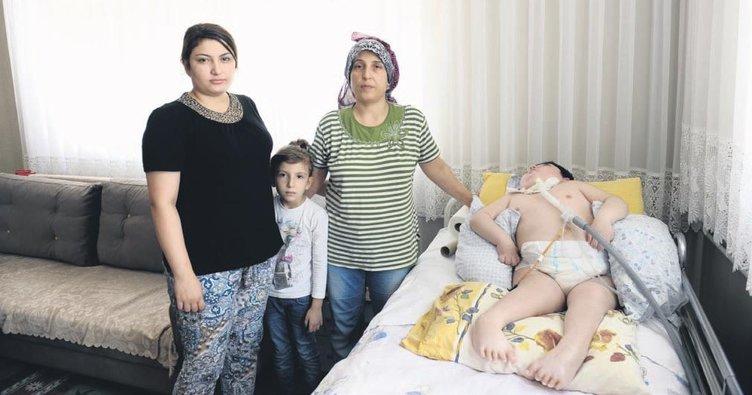 Mert Ali'nin ailesi yardım bekliyor