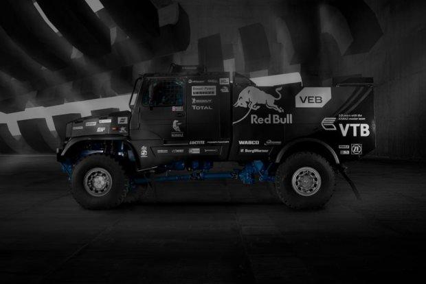 Kamaz, Dakar Rallisi 2017 için kamyon hazırladı