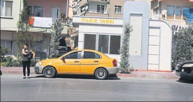 Niğde'ye modern taksi durakları